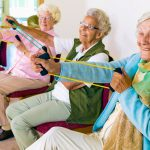 Senior Activity Ideas for the Winter Athletic Games