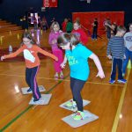 PE Station Ideas for the Winter Athletic Games