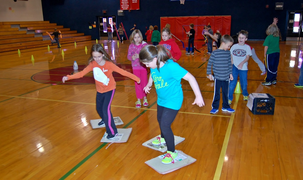 pe station ideas for the winter athletic games s s blog
