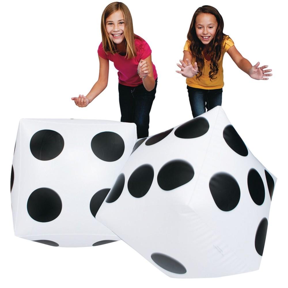 Jumbo Inflatable Dice