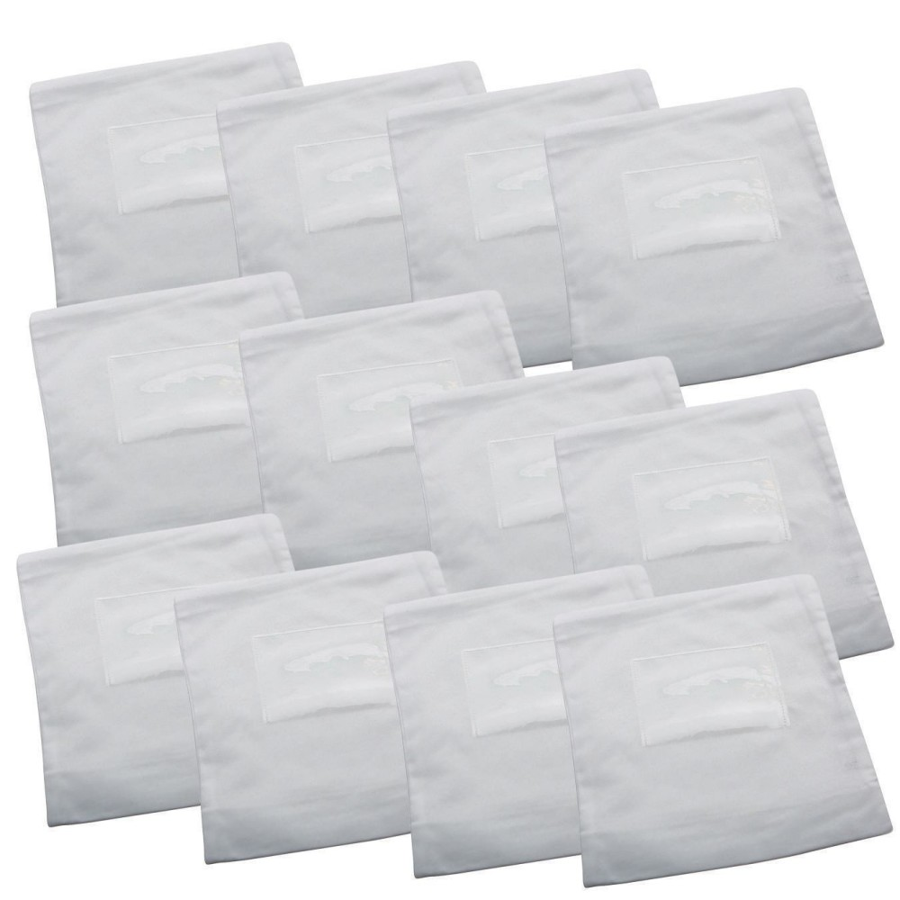 Color-Me PILLOW Cases (Pack of 12)