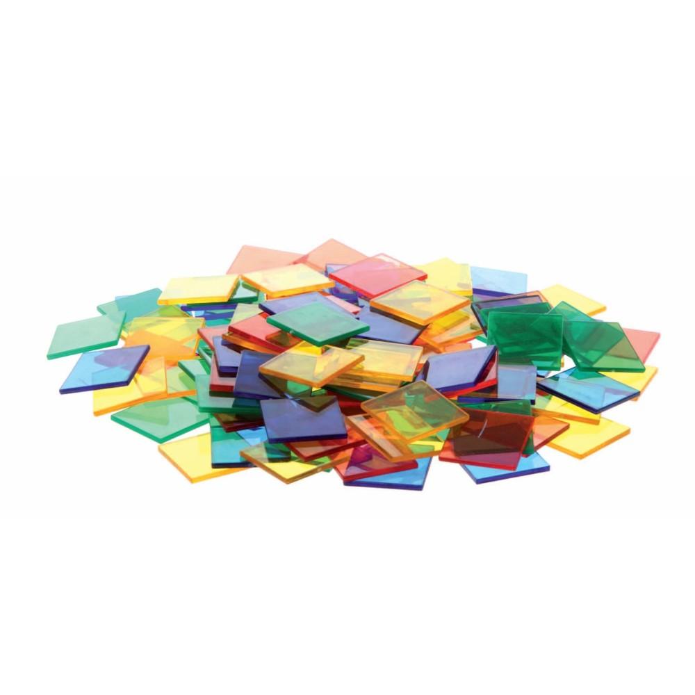 Exterior: S&S Worldwide Transparent Tiles 840614145489