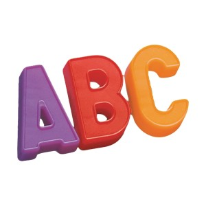 Buy magnetic upper case letters at ss worldwide for Buy magnetic alphabet letters