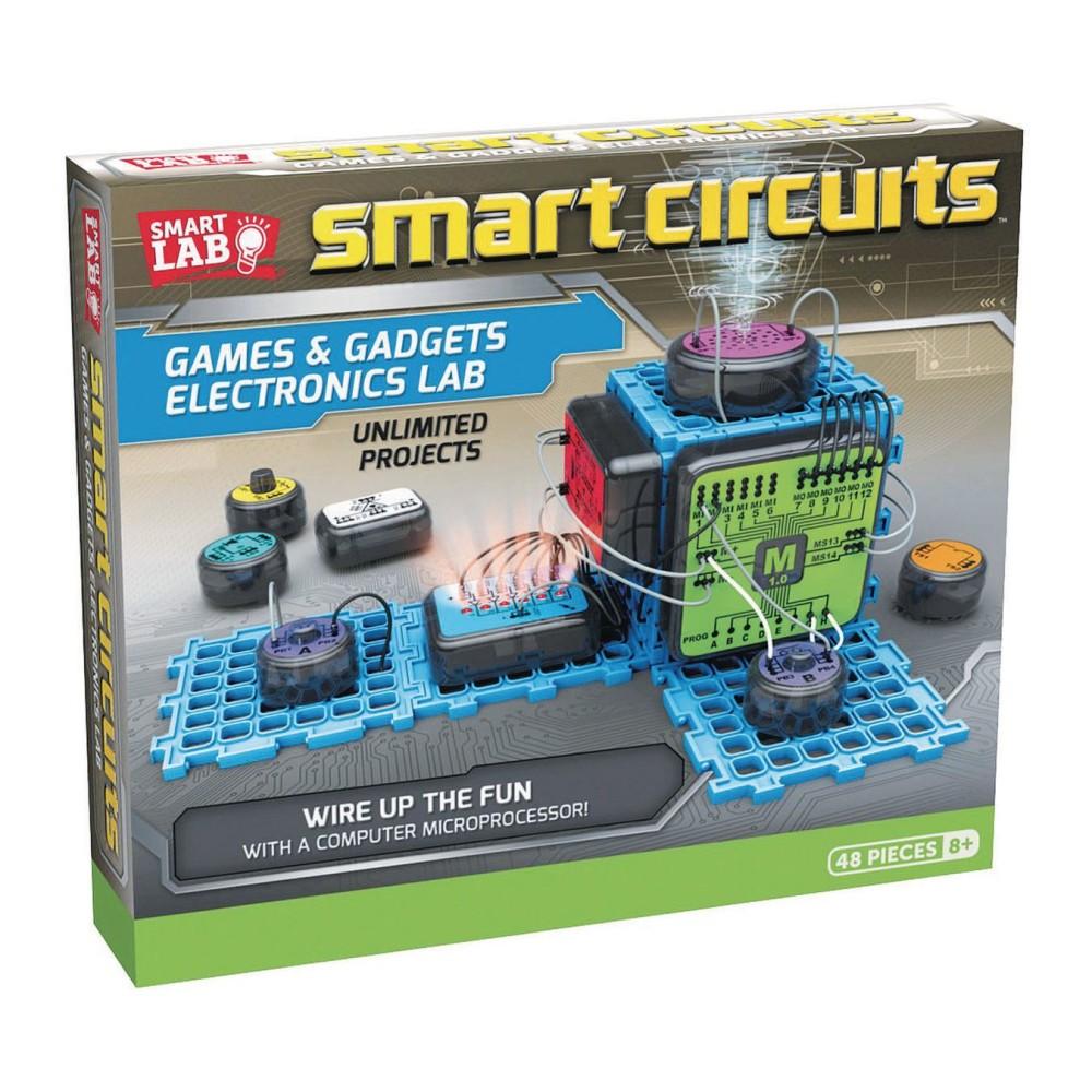 Smart Circuits Games & Gadgets ELECTRONICS