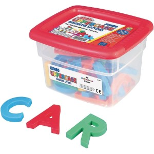 Buy uppercase alphabet magnets at ss worldwide for Buy magnetic alphabet letters