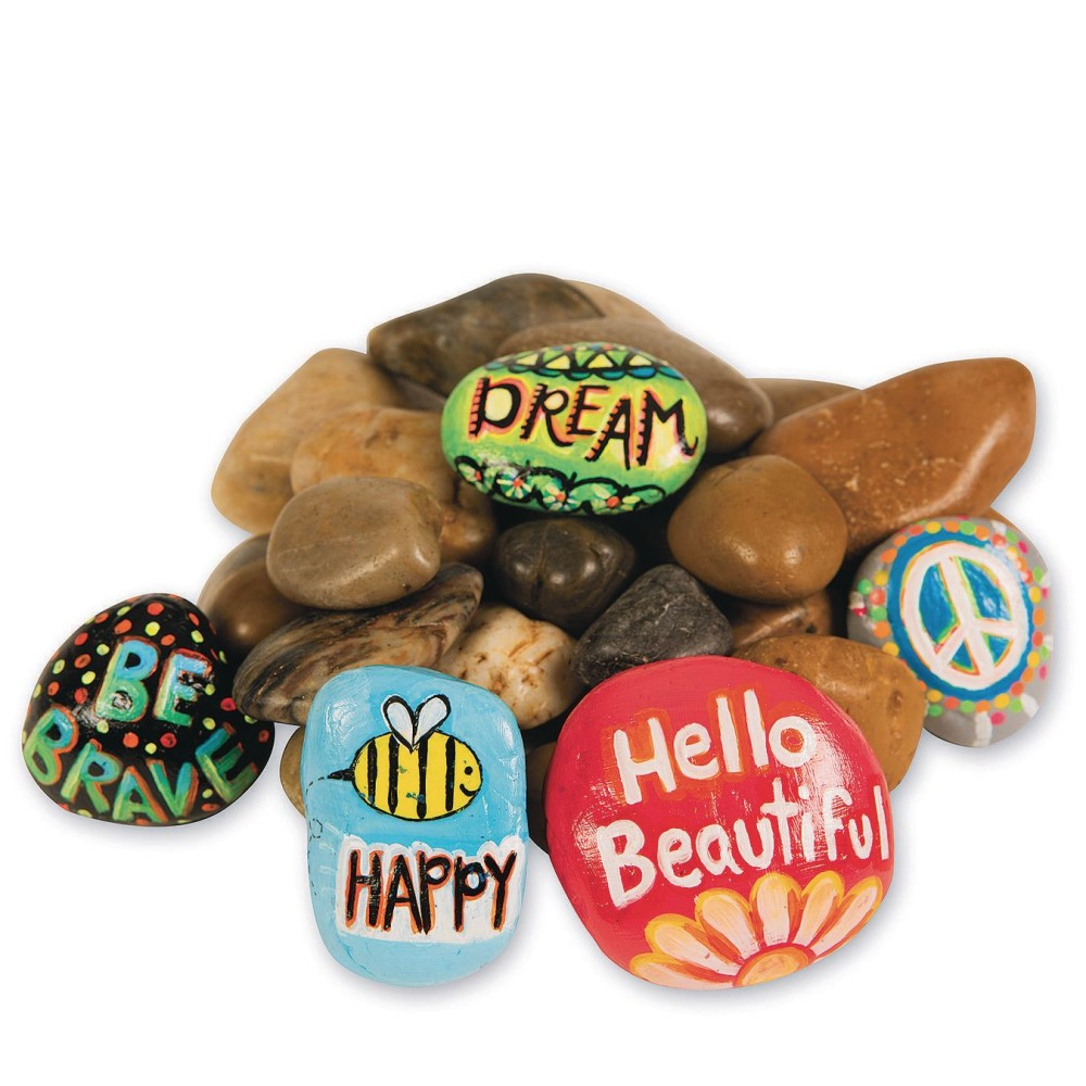 River Rocks (Box of 24)