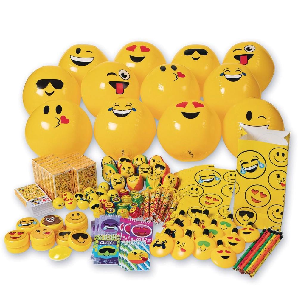 Emoji Novelty Easy Pack
