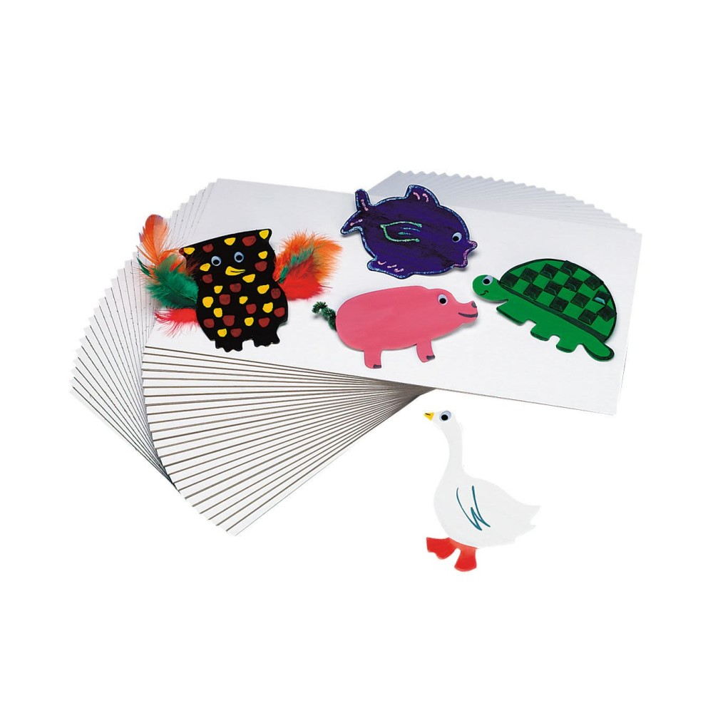 SHIRT Cardboard (Pack of 50)