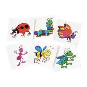 Buy insect tattoos at s s worldwide for Grasshopper tattoo supply