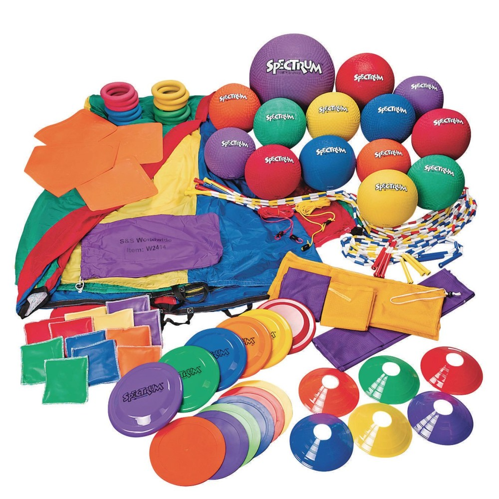 Mega Playground Plus Easy Pack