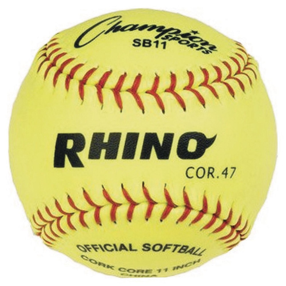 ''Rhino Softball, 11IN''