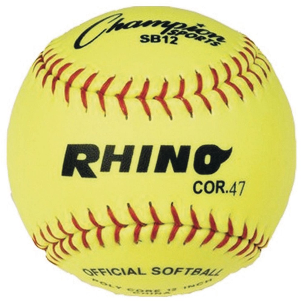 ''Rhino Softball, 12IN''