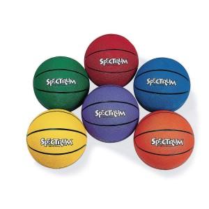 Spectrum? Rubber Basketball - Junior