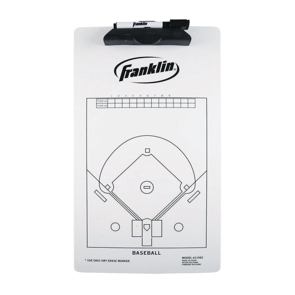 Baseball Coach's Clipboard