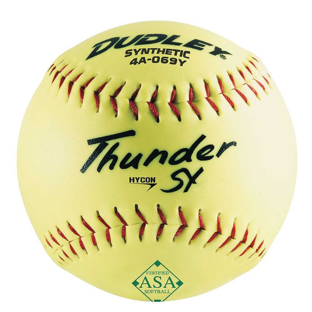 ''Dudley Thunder ASA Slow Pitch Softball 12\ SY12RF''''''