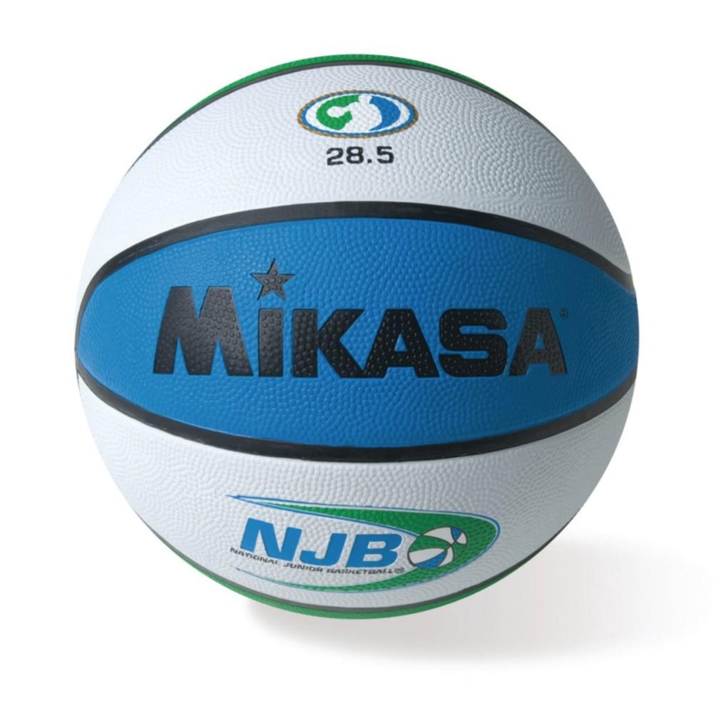 ''Mikasa NJB Indoor Rubber Basketball, Intermediate''