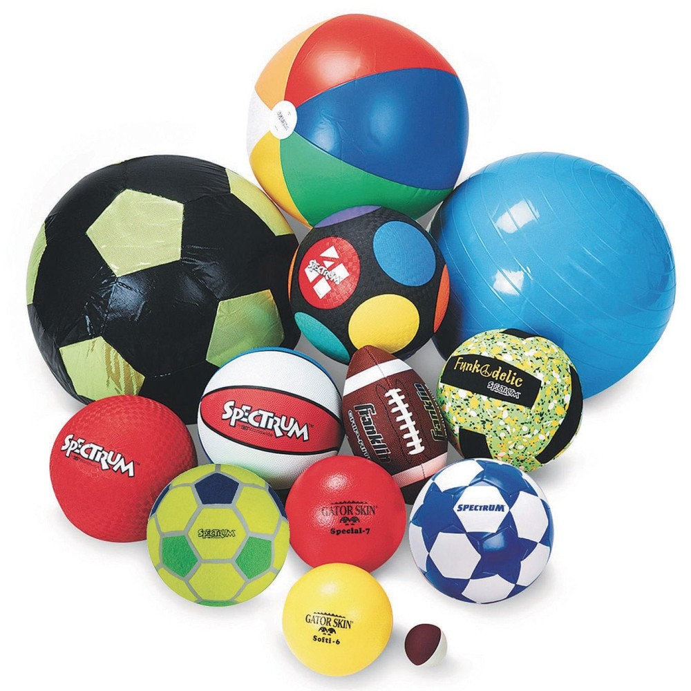 Ball Variety Easy Pack