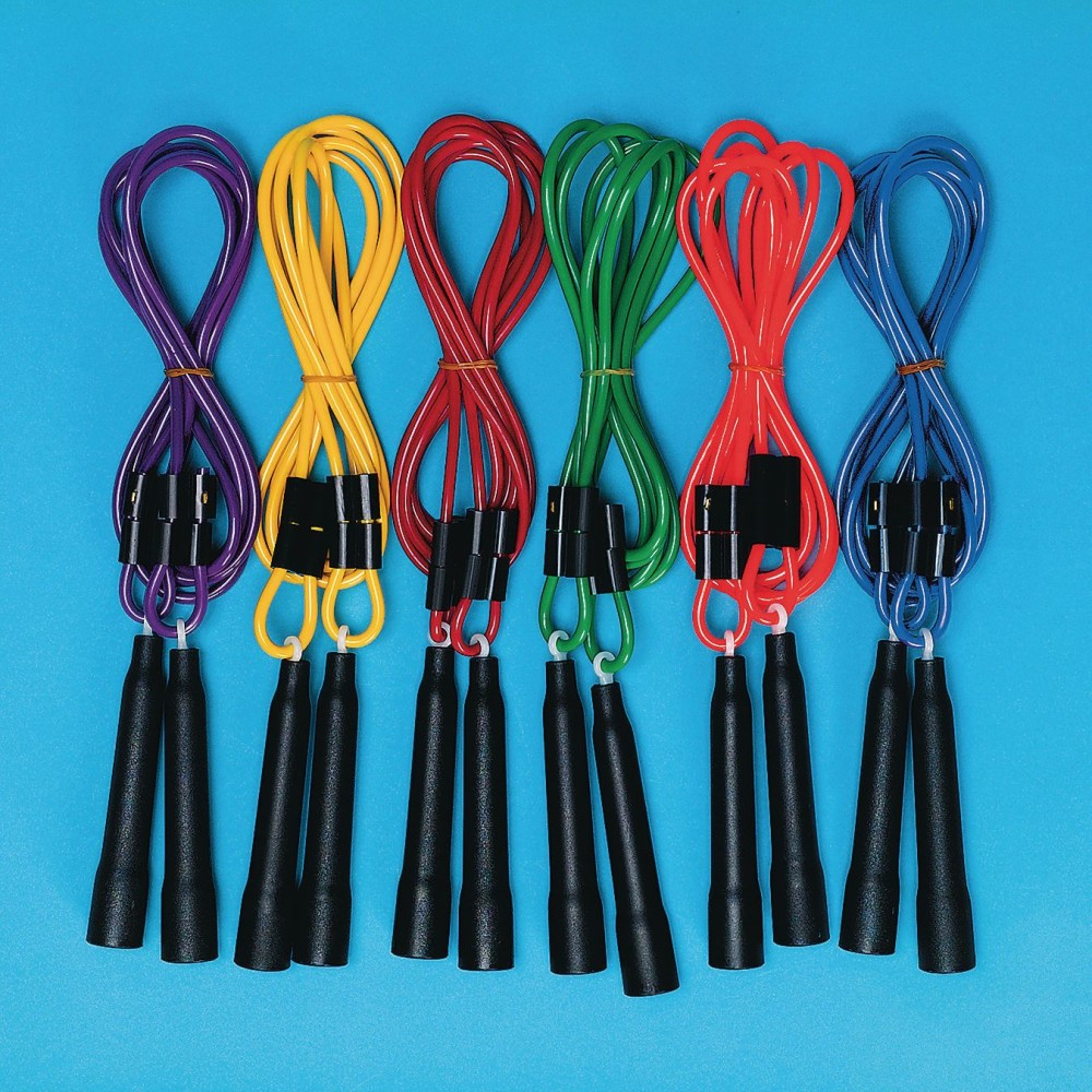 S&S Worldwide Adjustable Length Jump Rope