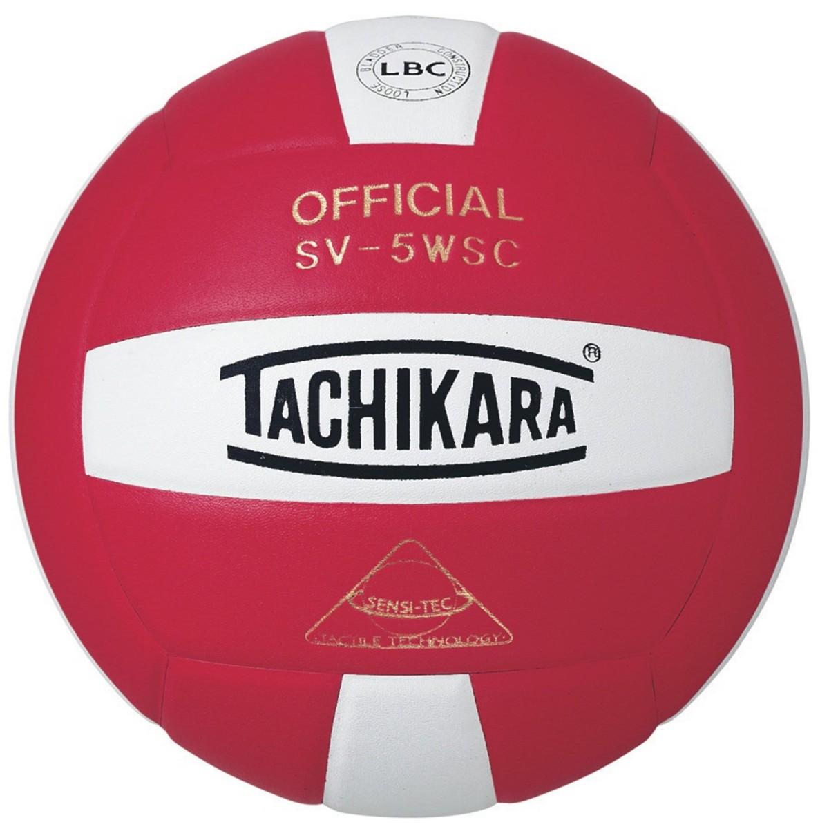 Tachikara® SV-5WSC Colored Volleyballs-BLUE