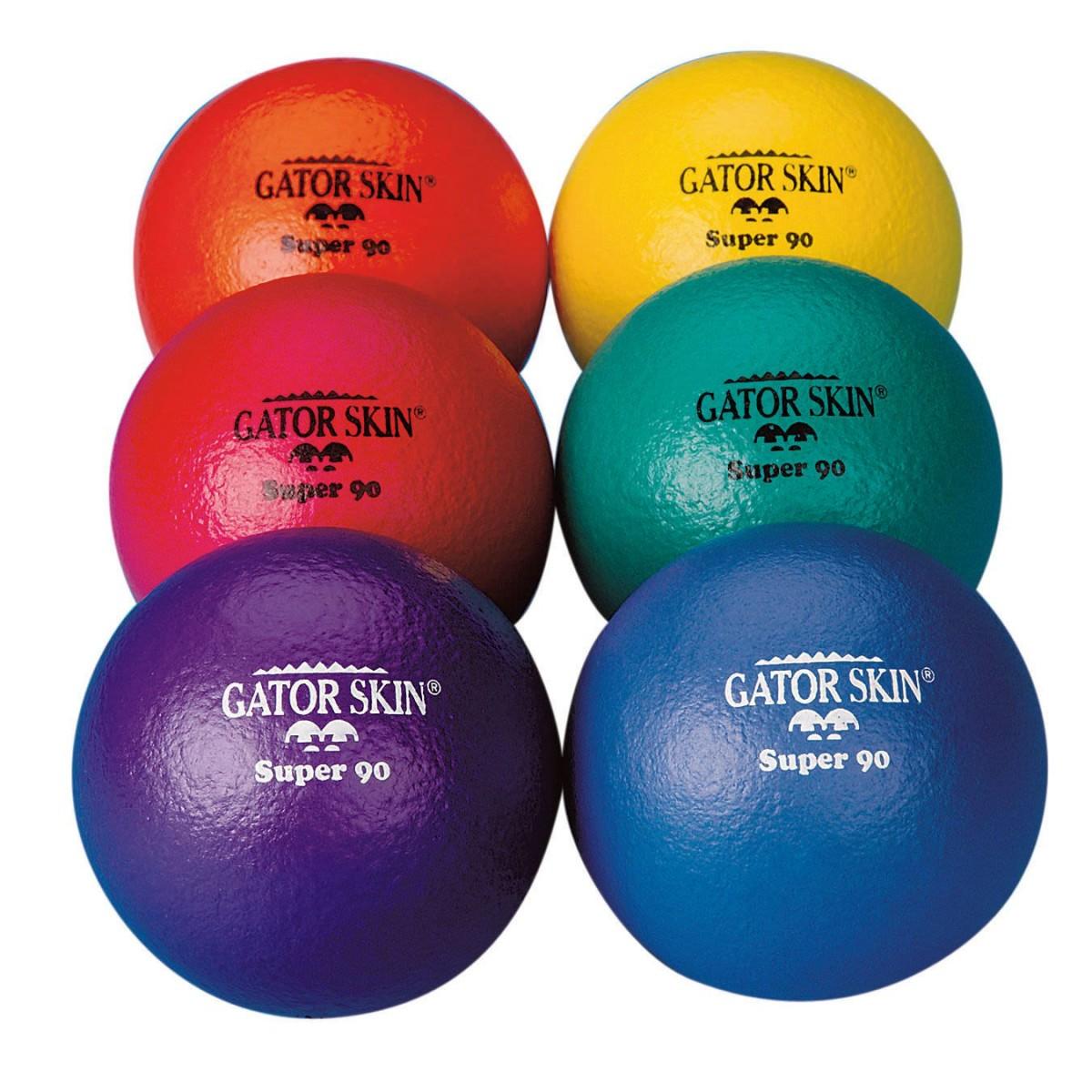 Gator Skin Dodgeballs High-bounce Gator Skin® Balls